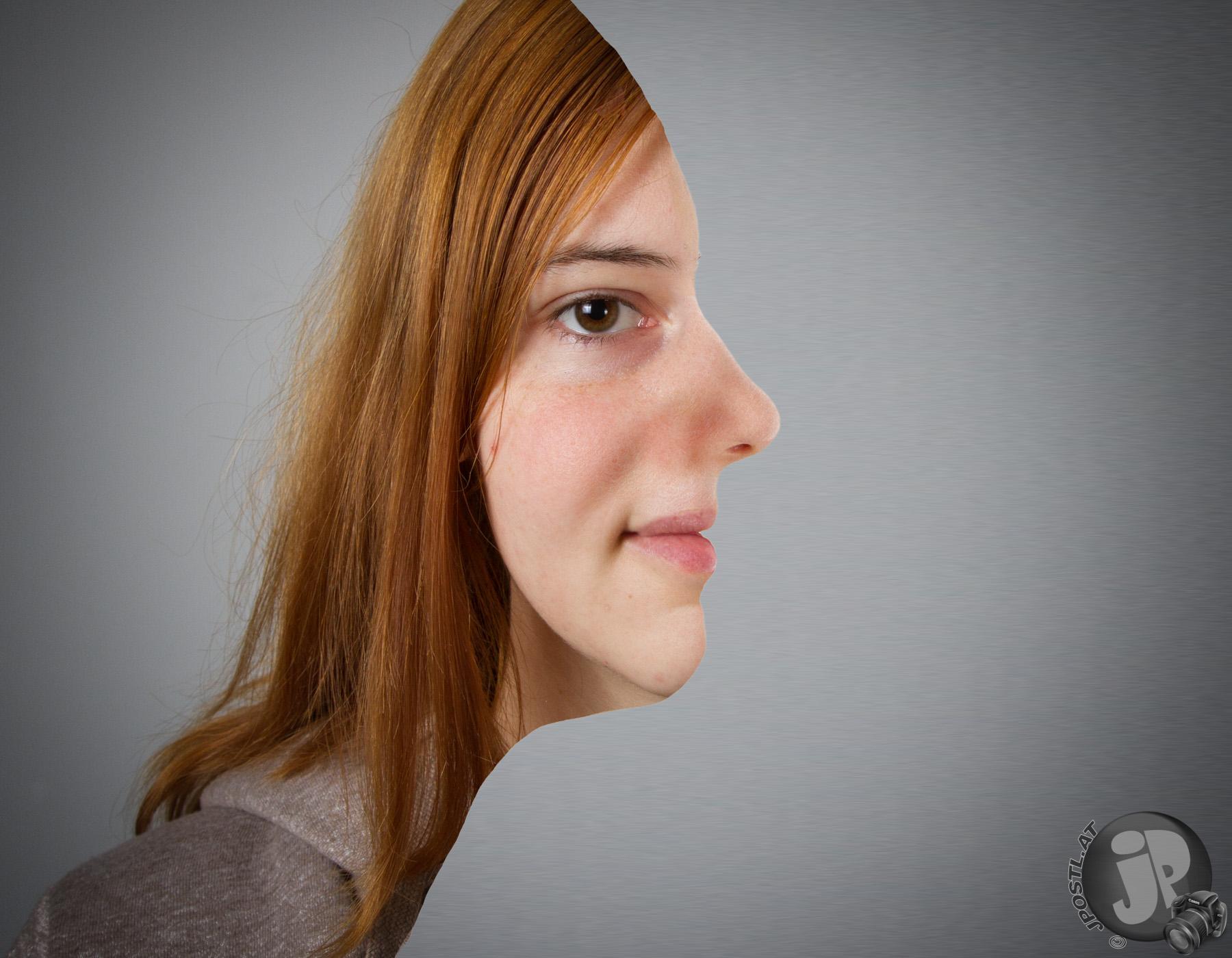 2 Gesichter