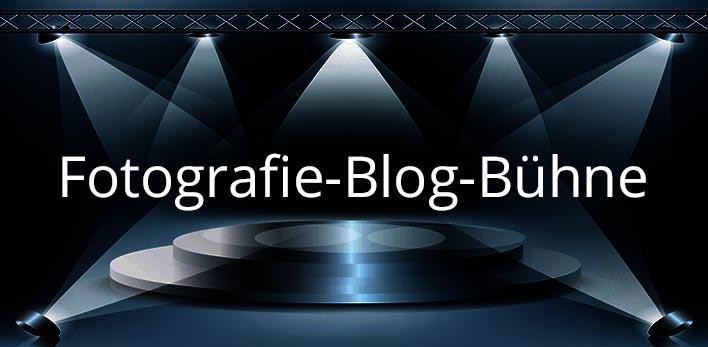 Fotografie-Blog-Bühne