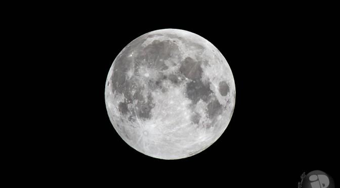 Vollmond – 18.10.2013