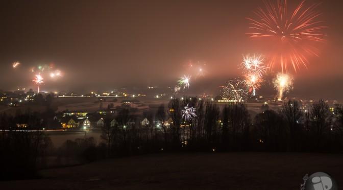 Silvester-Feuerwerk – 31.12.2013/01.01.2014