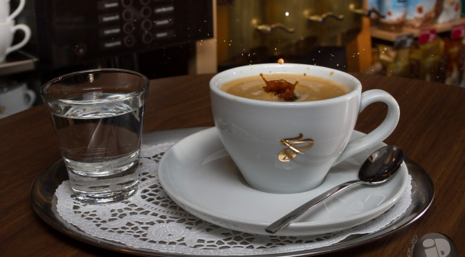 Kaffee-Tropfen – 08.02.2014