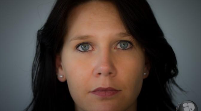 Porträt Sandra