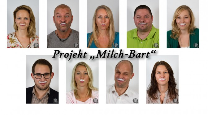 Projekt Milchbart