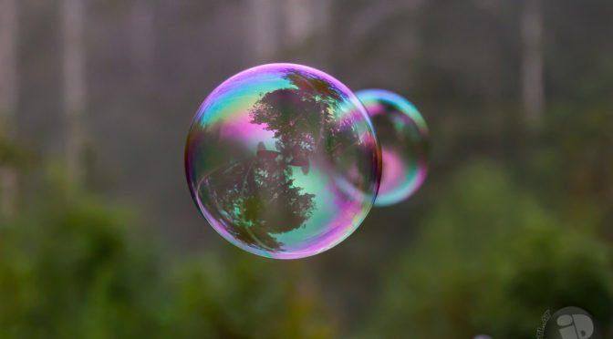 Die Welt in Seifenblasen